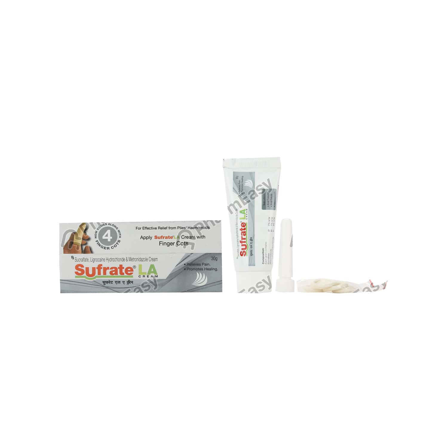 Sufrate La Cream 30gm