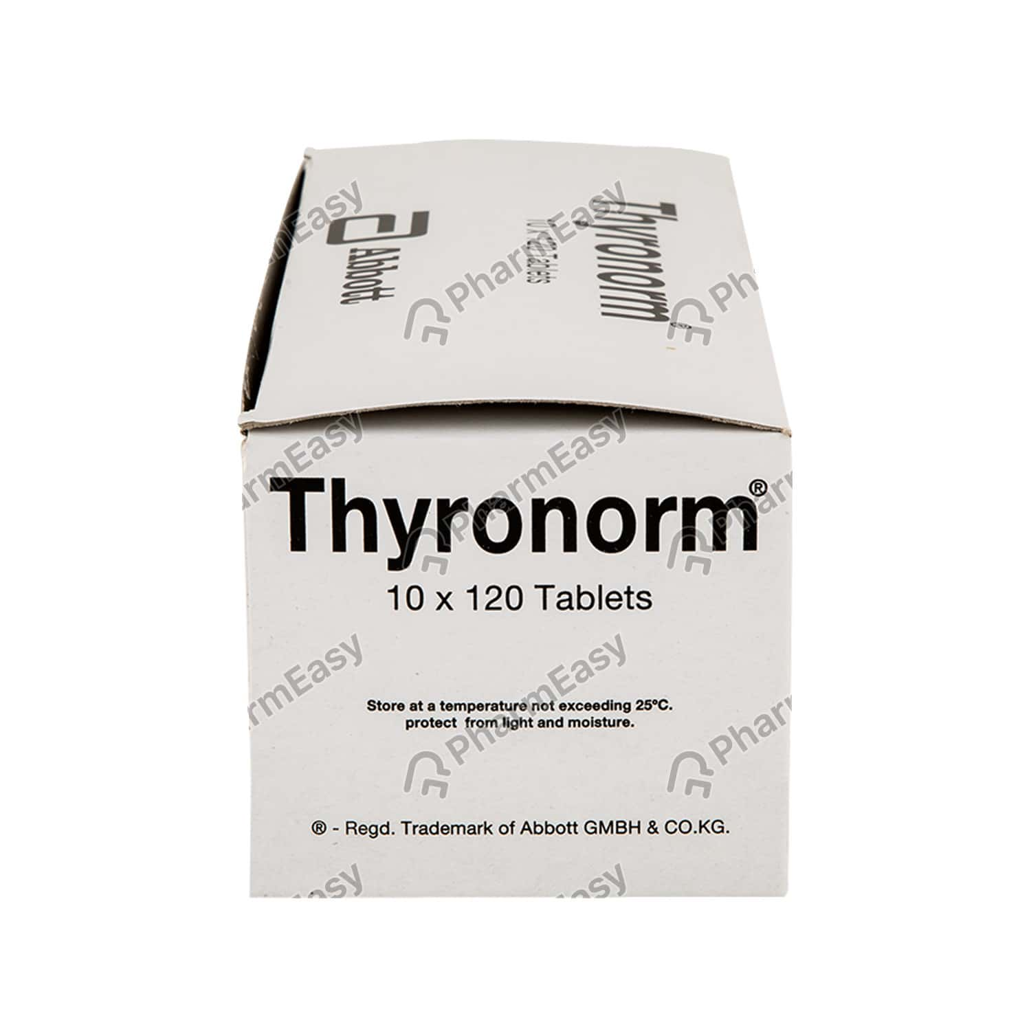 Thyronorm 150mcg Bottle Of 120 Tablets