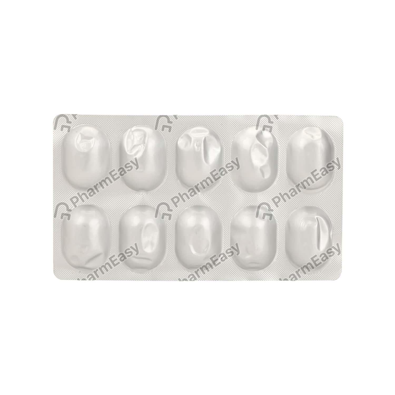 Glipsov M 20/1000mg Strip Of 10 Tablets