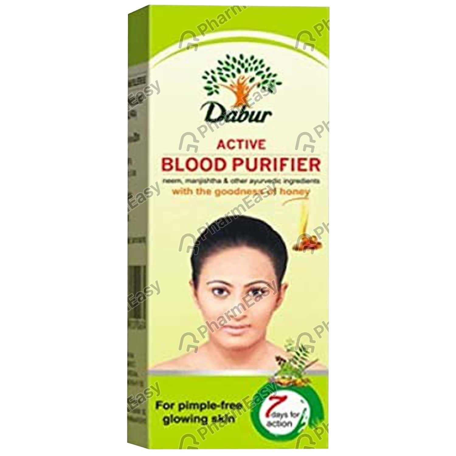 Active Blood Purifier Syrup 200 Ml