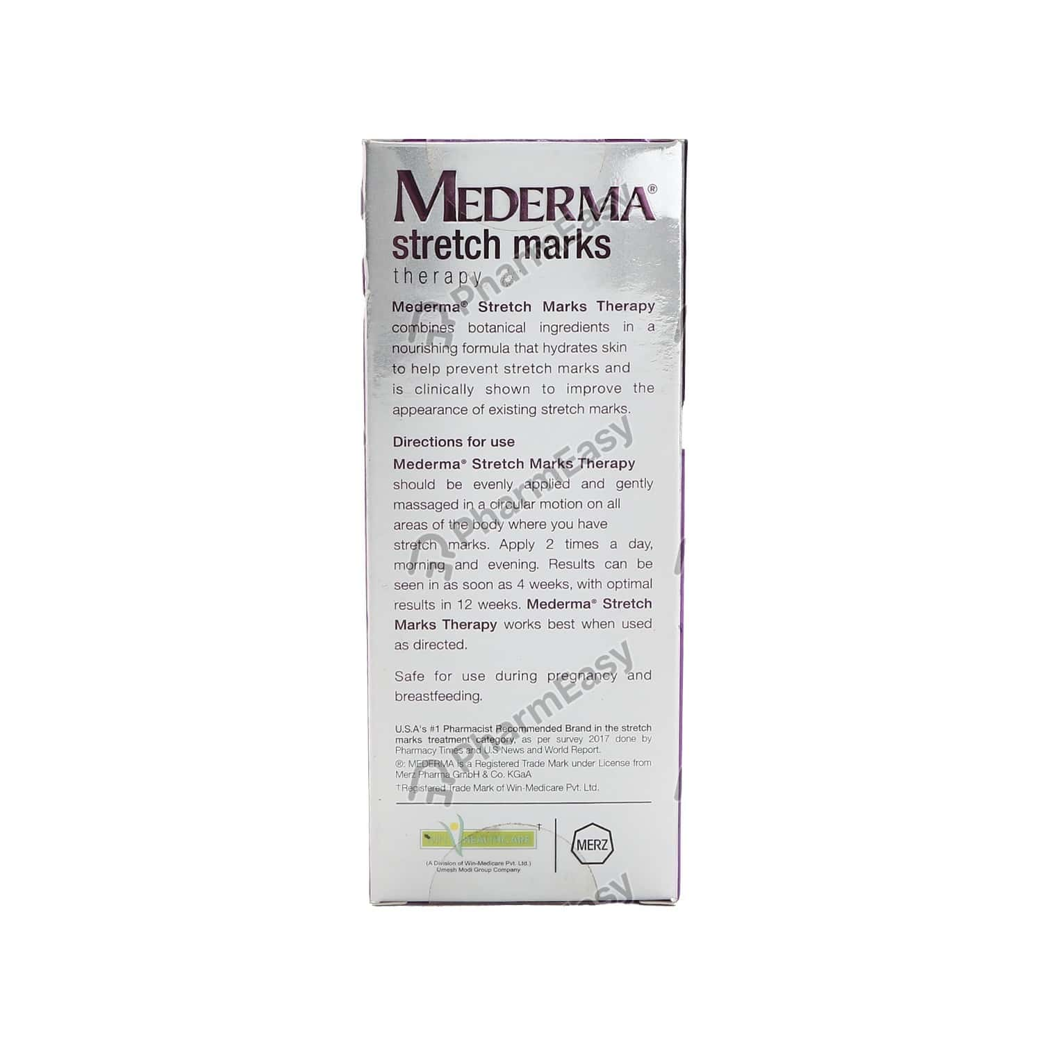 Mederma Stretch Marks Therapy Tube Of 50gm Cream