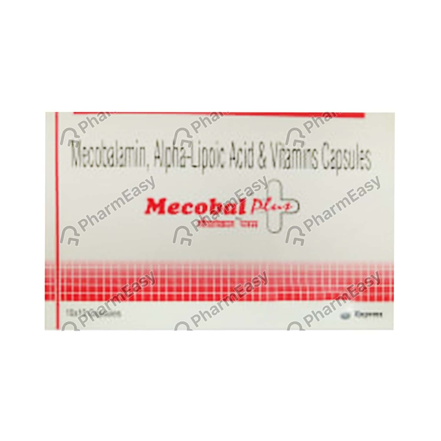 Mecobal Plus 1.5 Mg Tablet 10
