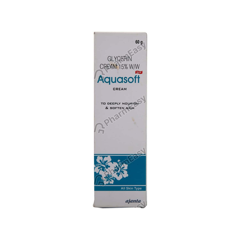 New Aquasoft 15% Tube Of 60gm Cream