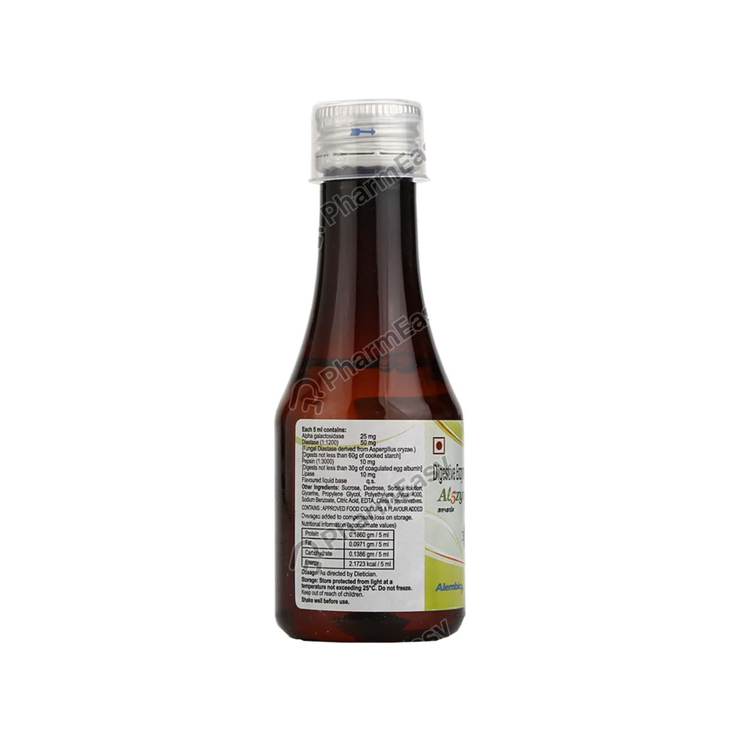 Al5zyme Saunf Flav Liquid 100ml