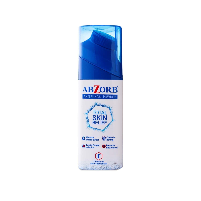 Abzorb Anti Fungal Powder Bottle Of 100 G