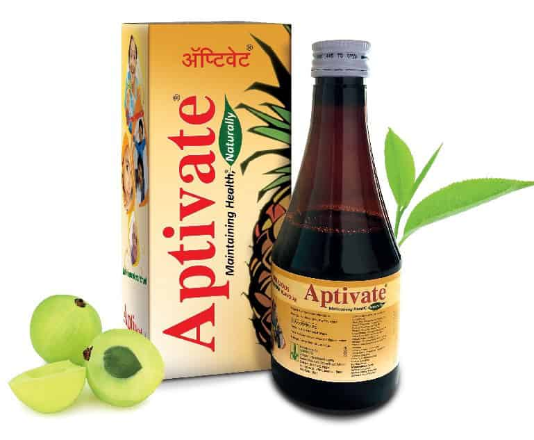 Aptivate Syrup  Pineaplle Flavour - 450ml