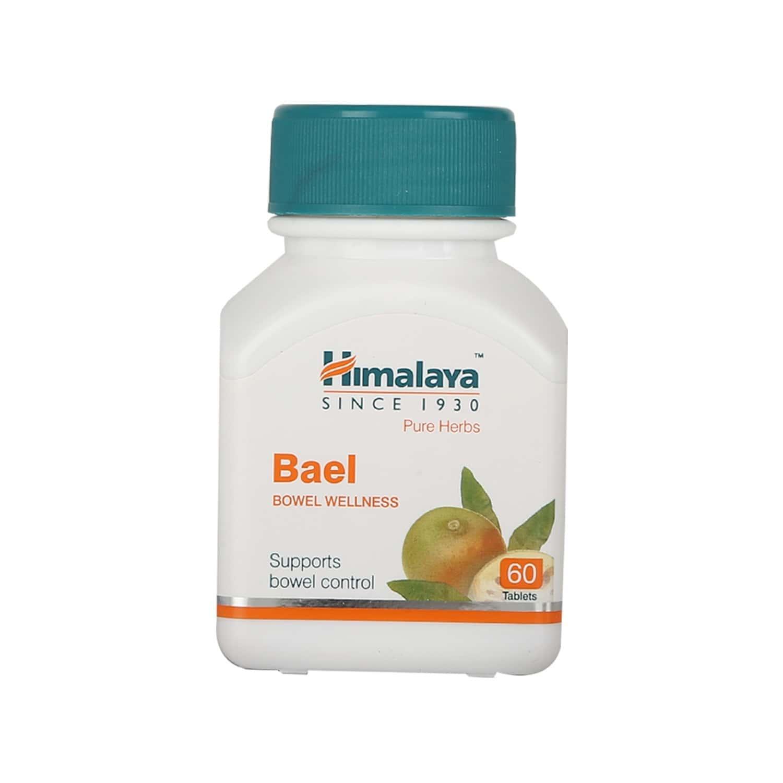 Himalaya Wellness Pure Herbs Bael Digestion Capsules Bottle Of 60