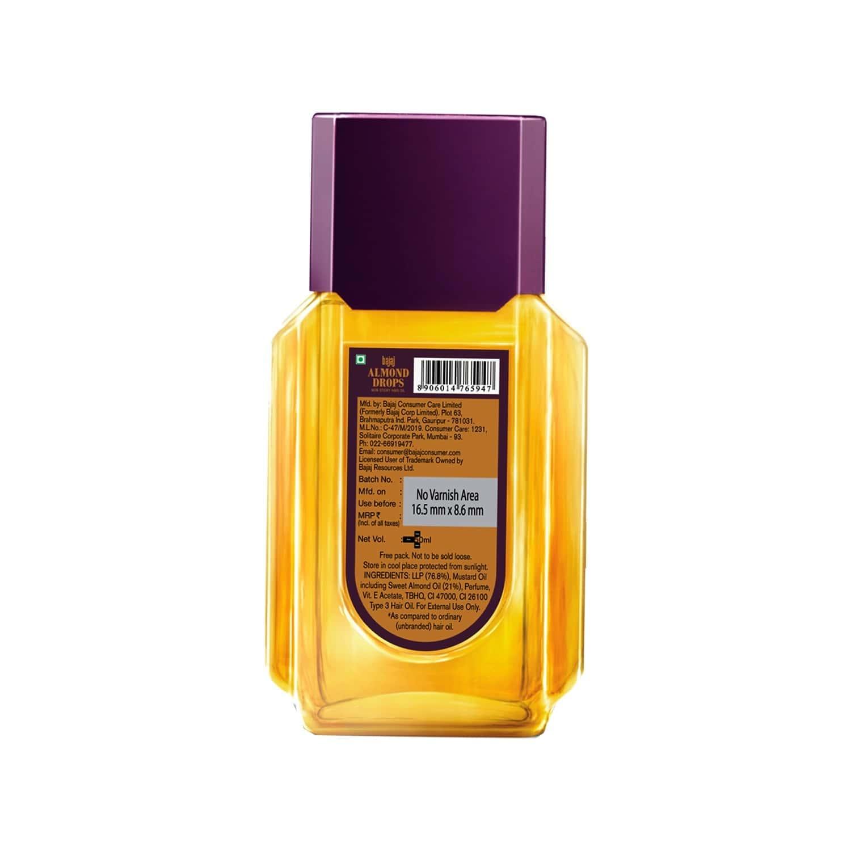Bajaj Almond Drops Hair Oil - 50ml