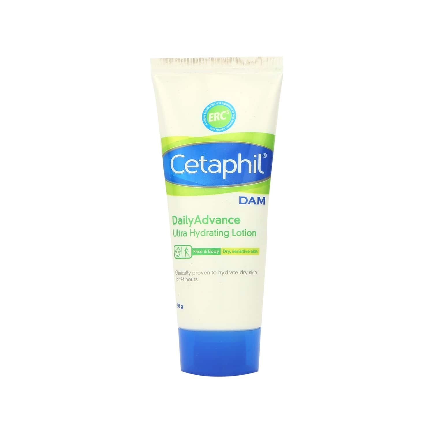 Cetaphil Dam Daily Advance Ultra Hydrating Lotion - 30g