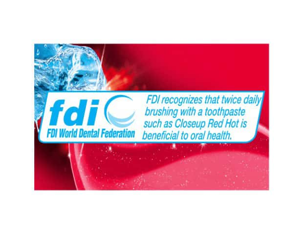Closeup Red Hot Gel Toothpaste, Ever Fresh 40 Gm
