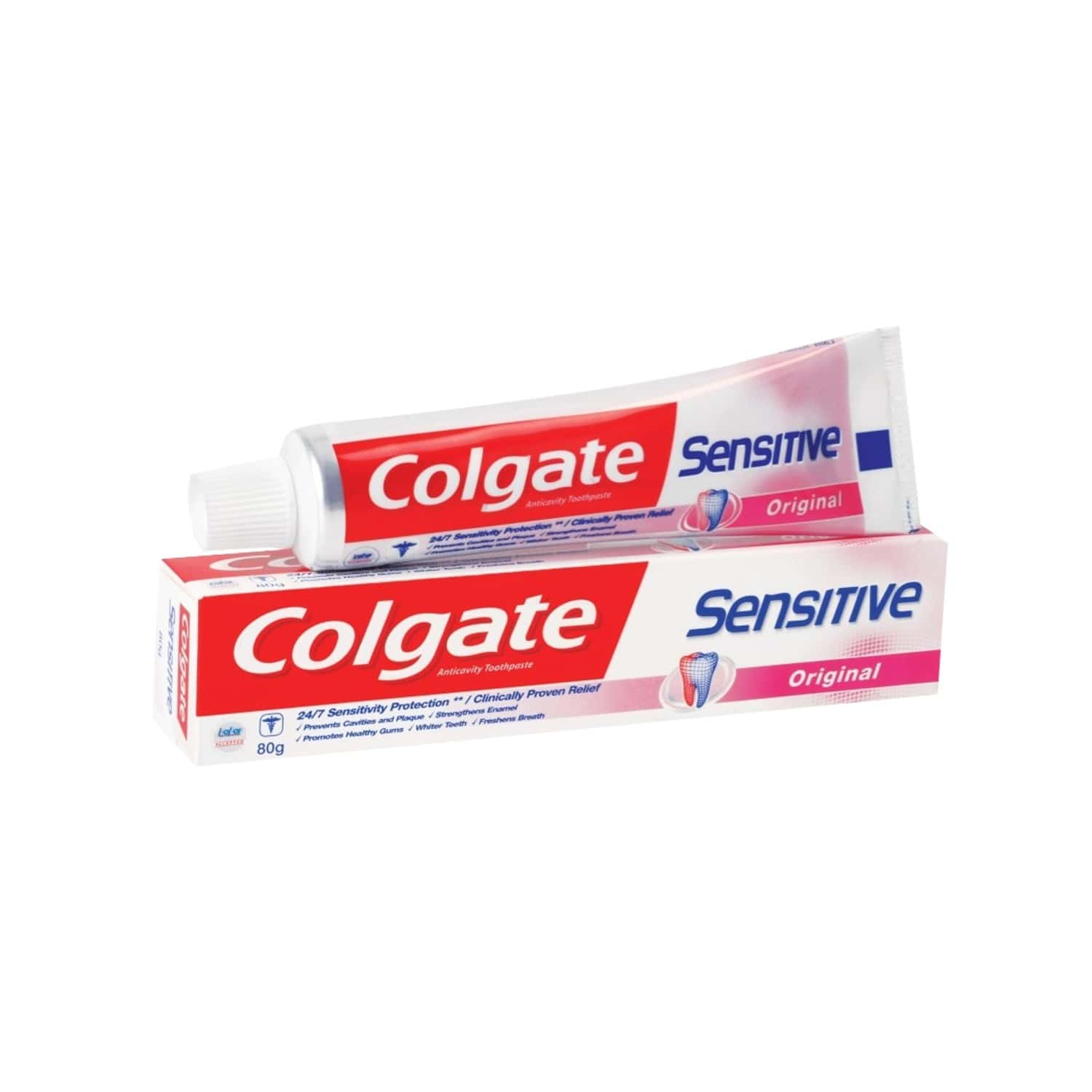 Colgate Toothpaste - Sensitive - 80 G - Sensitivity