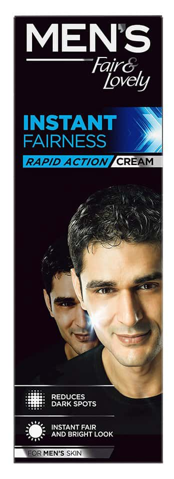 Mens Fair And Lovely Instant Fairness Rapid Action Cream 50 G