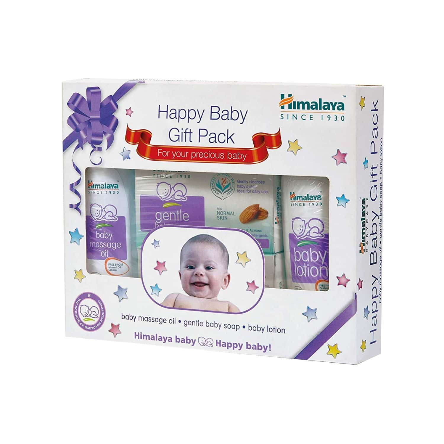 Hima Baby Care Gift Pack (osl)