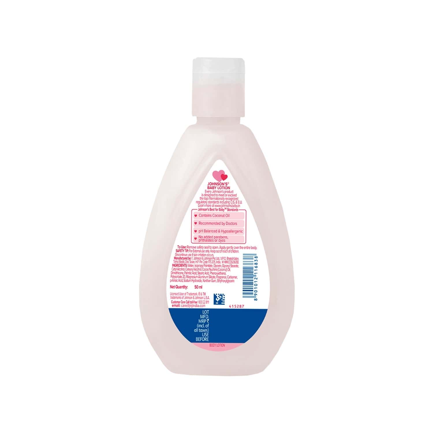 Johnson's Baby Lotion - 500ml