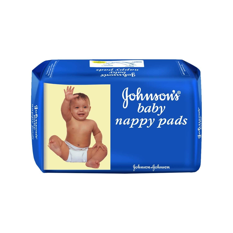Johnson's Baby Nappy Pads - 10's