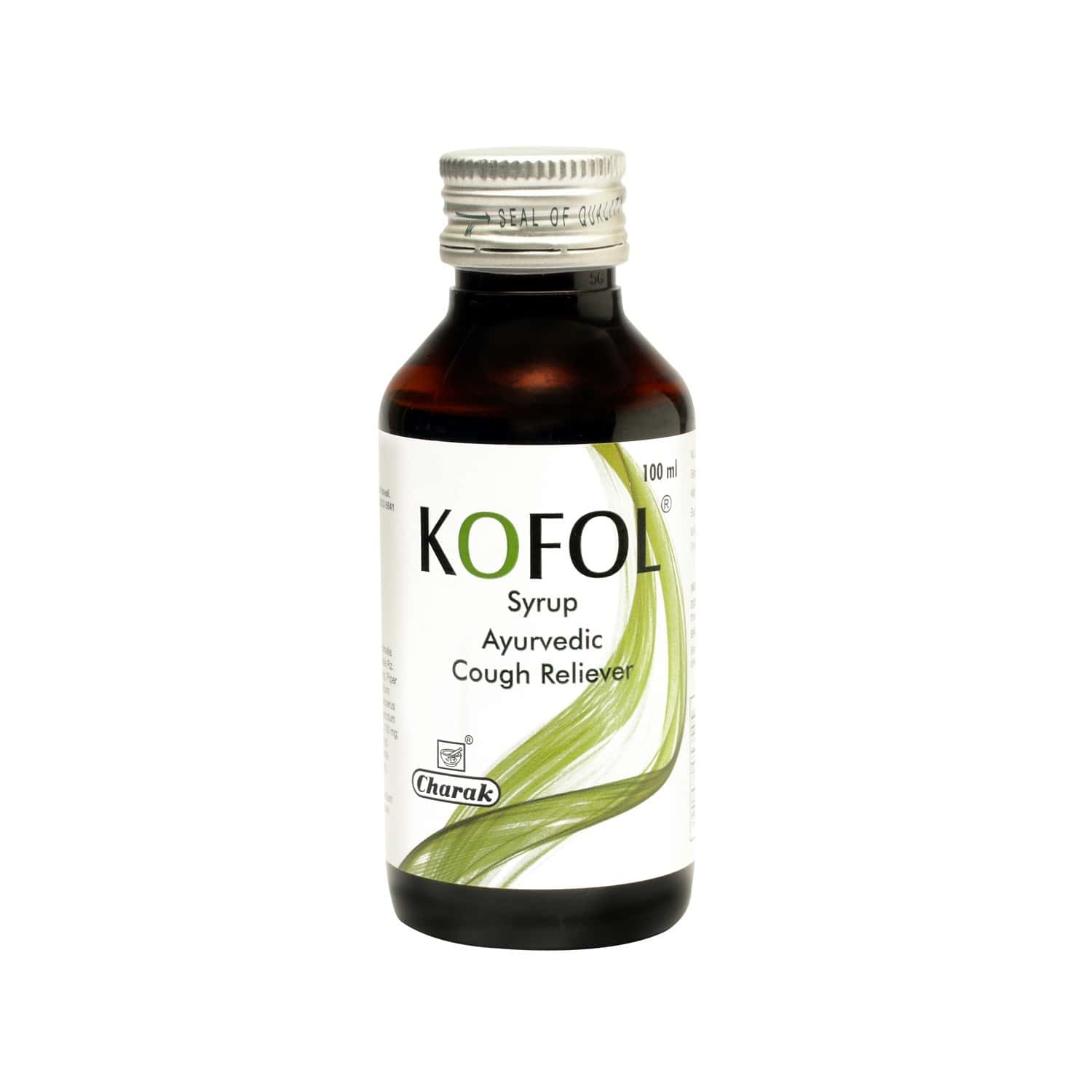 Kofol Cough Syrup Bottle Of 100 Ml