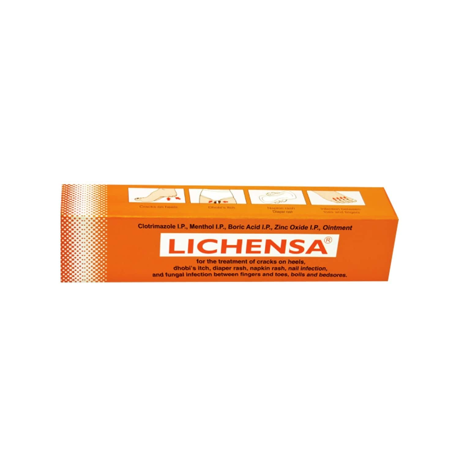 Lichensa Anti Fungal Ointment Tube Of 20 G