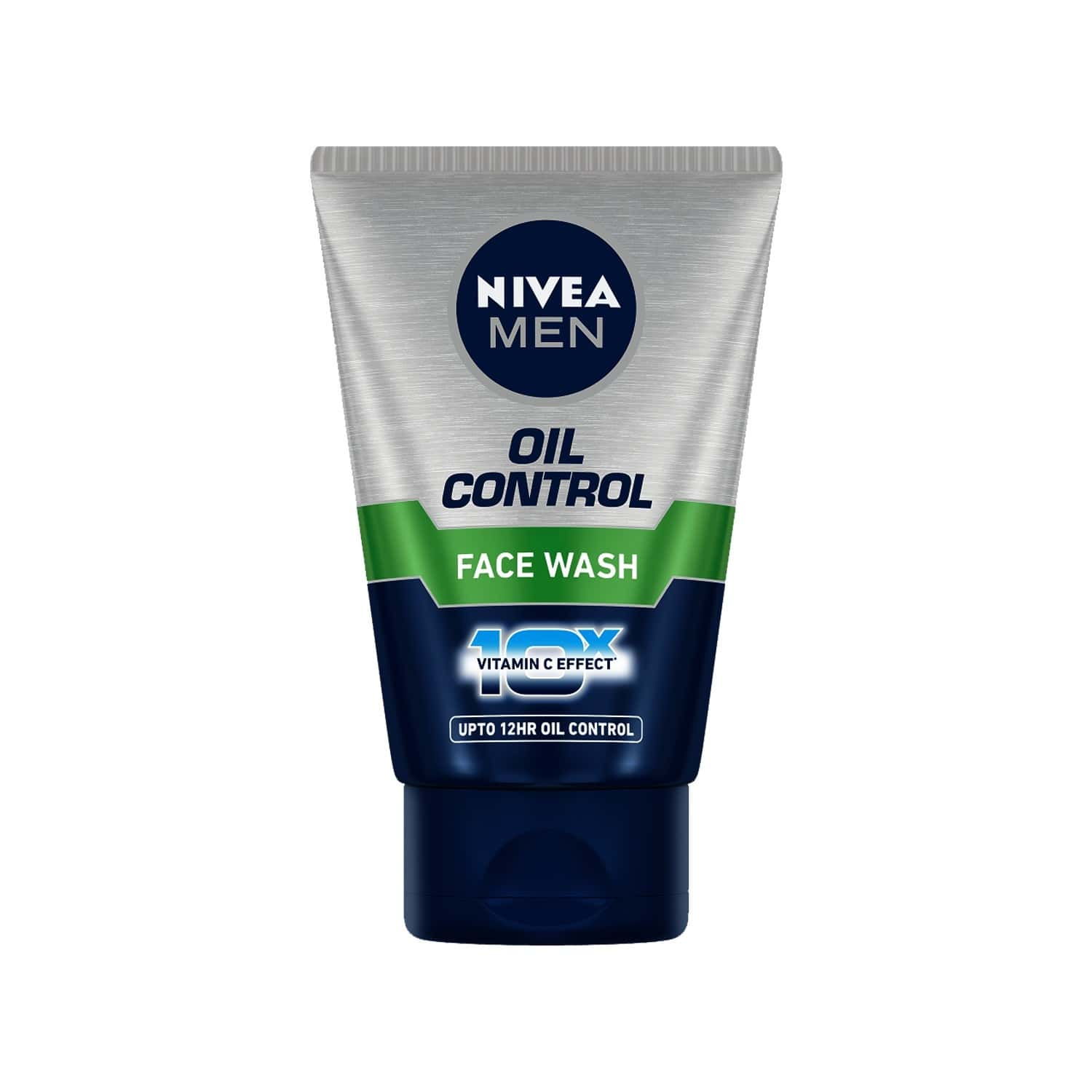 Nivea For Men Acne Oil Control Face Wash Lotion 100g