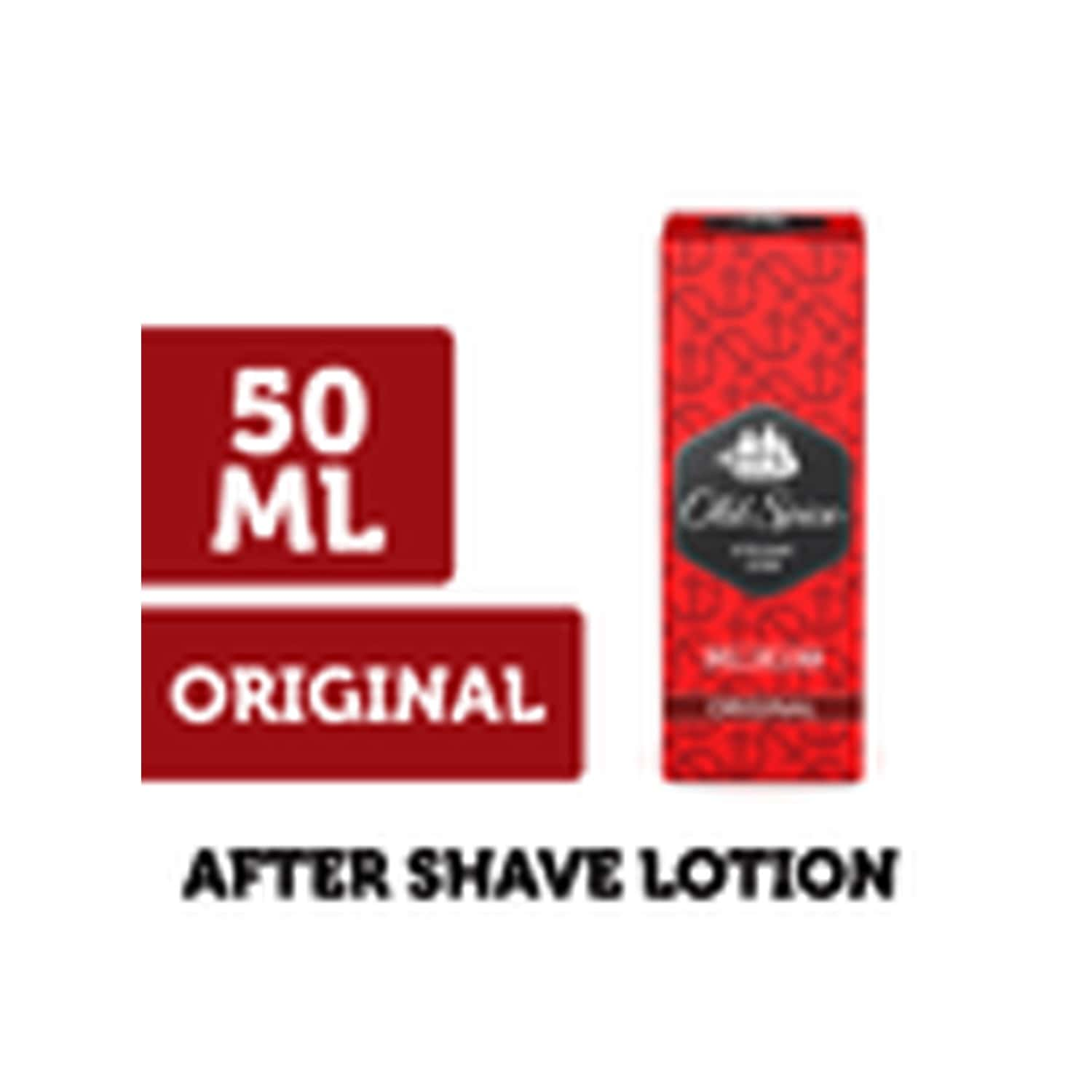 Old Spice After Shave Lotion (original) - 50ml
