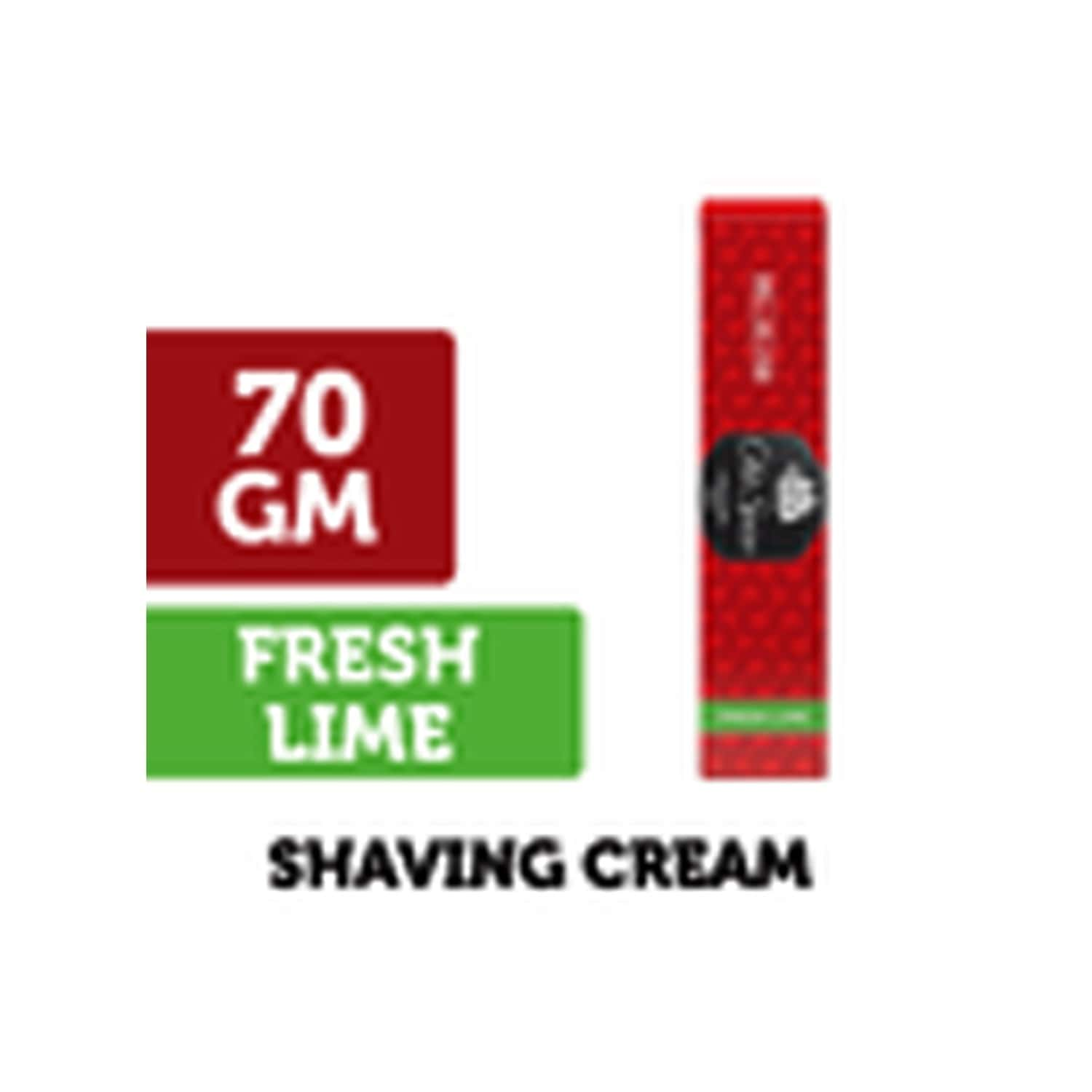 Old Spice Fresh Lime Pre Shave Cream - 70g