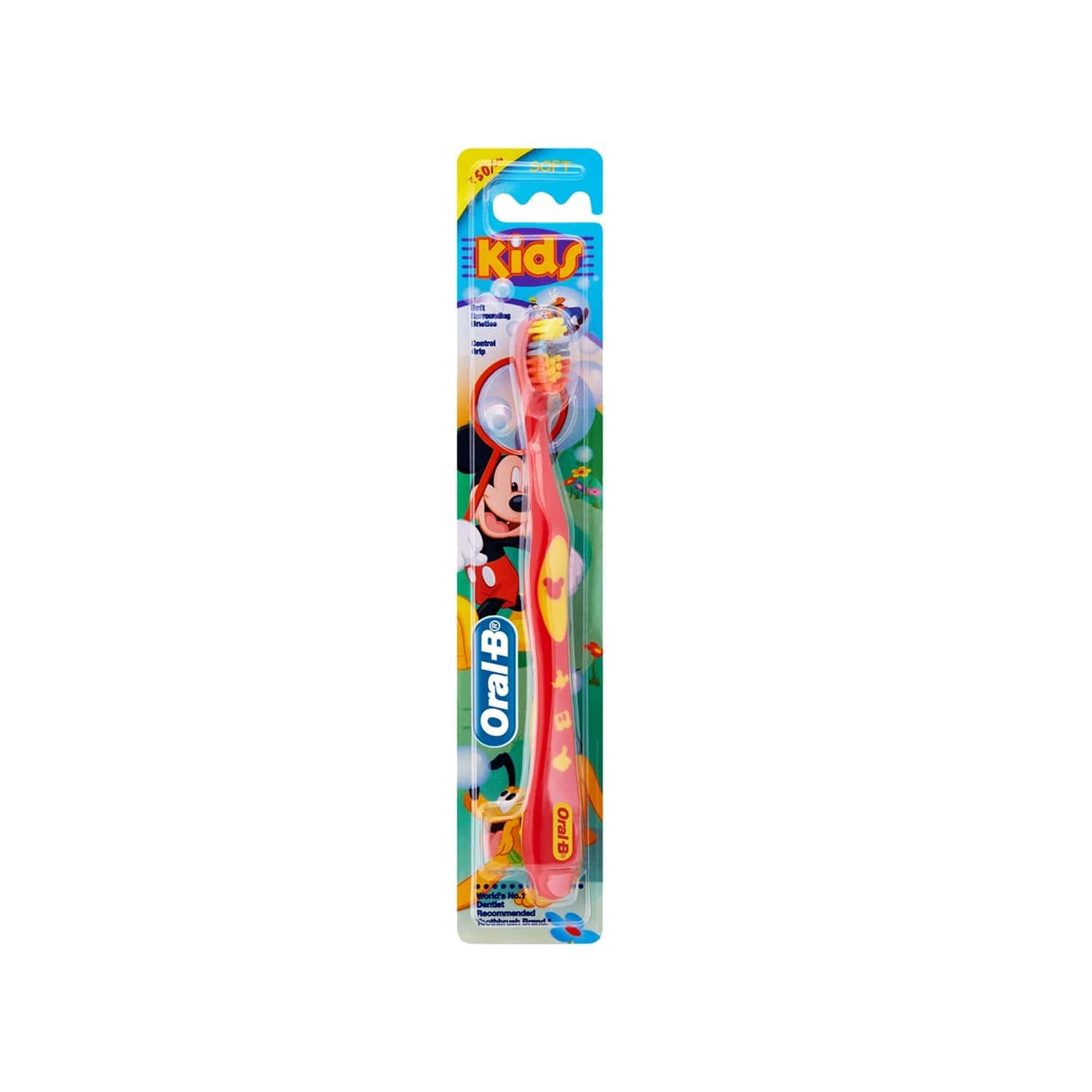 Oral-b Kids Soft Toothbrush 1 Piece Pack