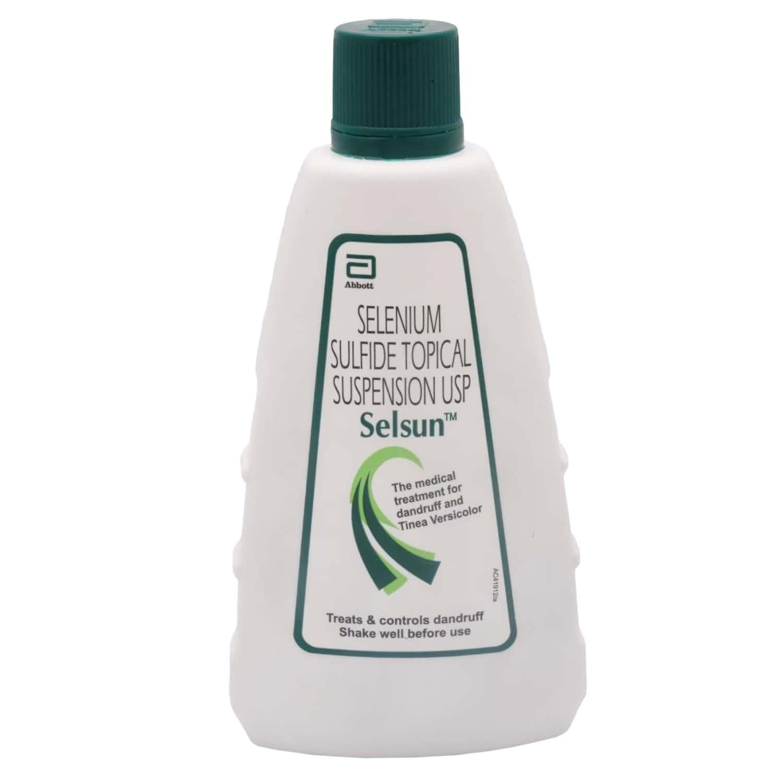 Selsun Shampoo 120ml