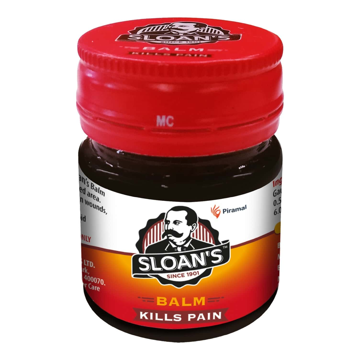 Sloan's Pain Relief Balm - 20g