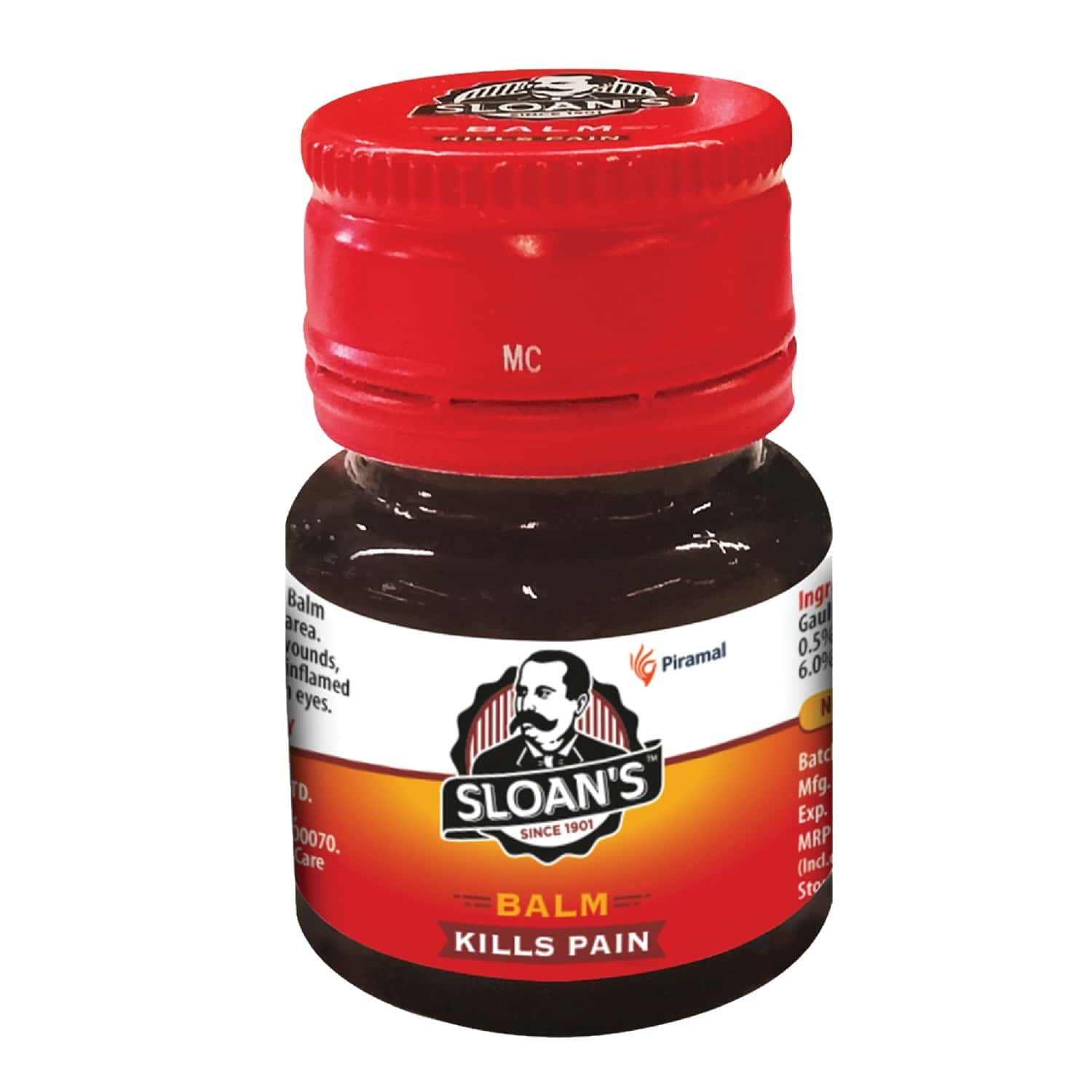 Sloan's Pain Relief Balm - 10g