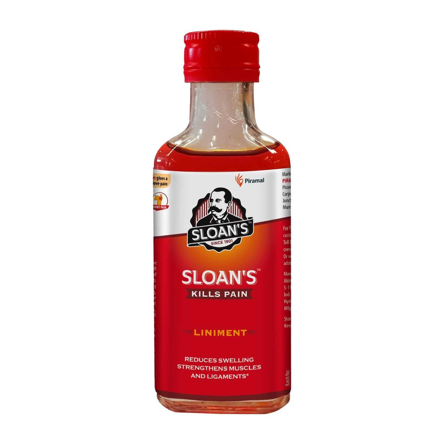 Sloan's Pain Relief Liniment Bottle Of 71ml