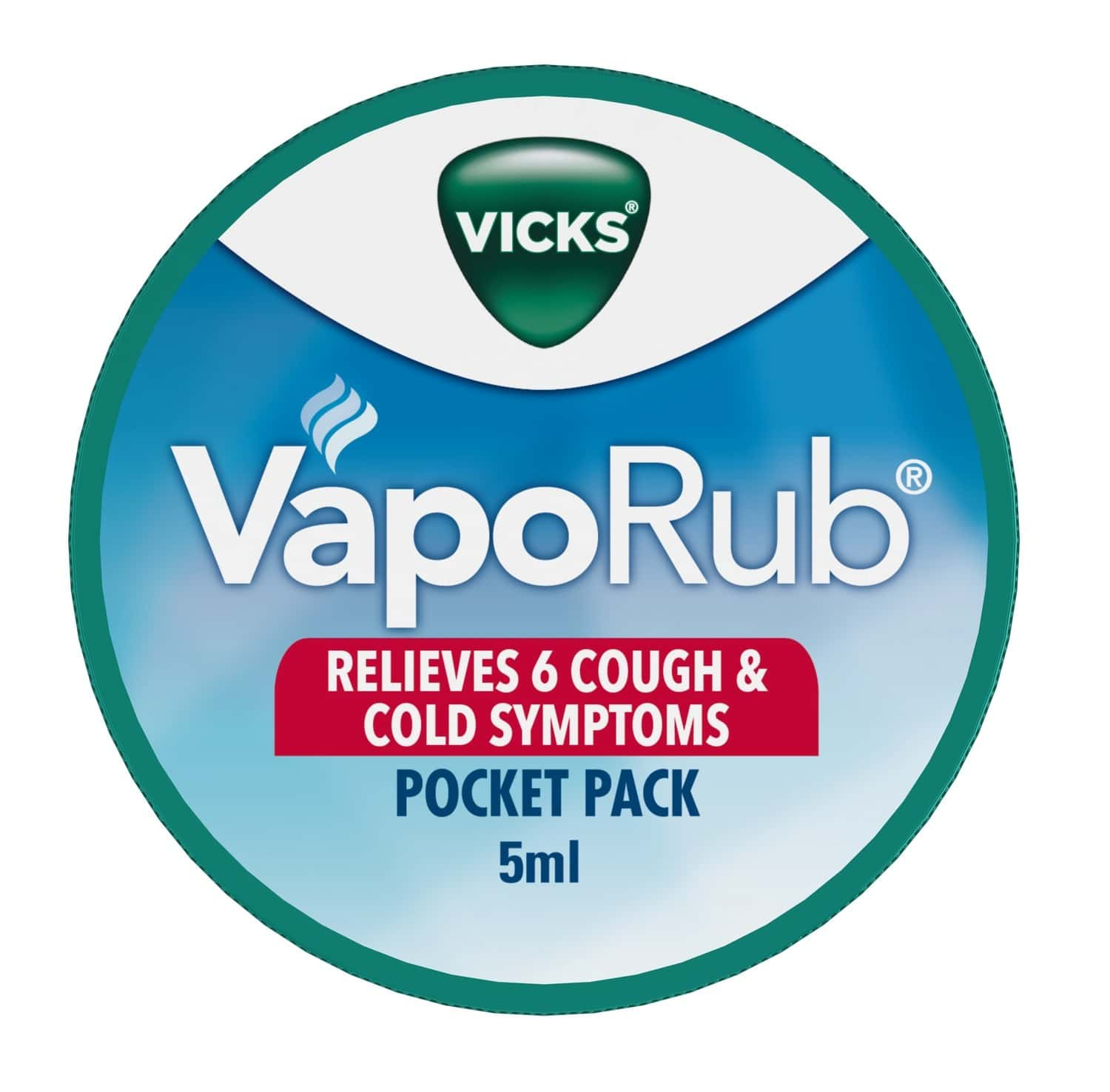 Vicks Vaporub - 5 Ml