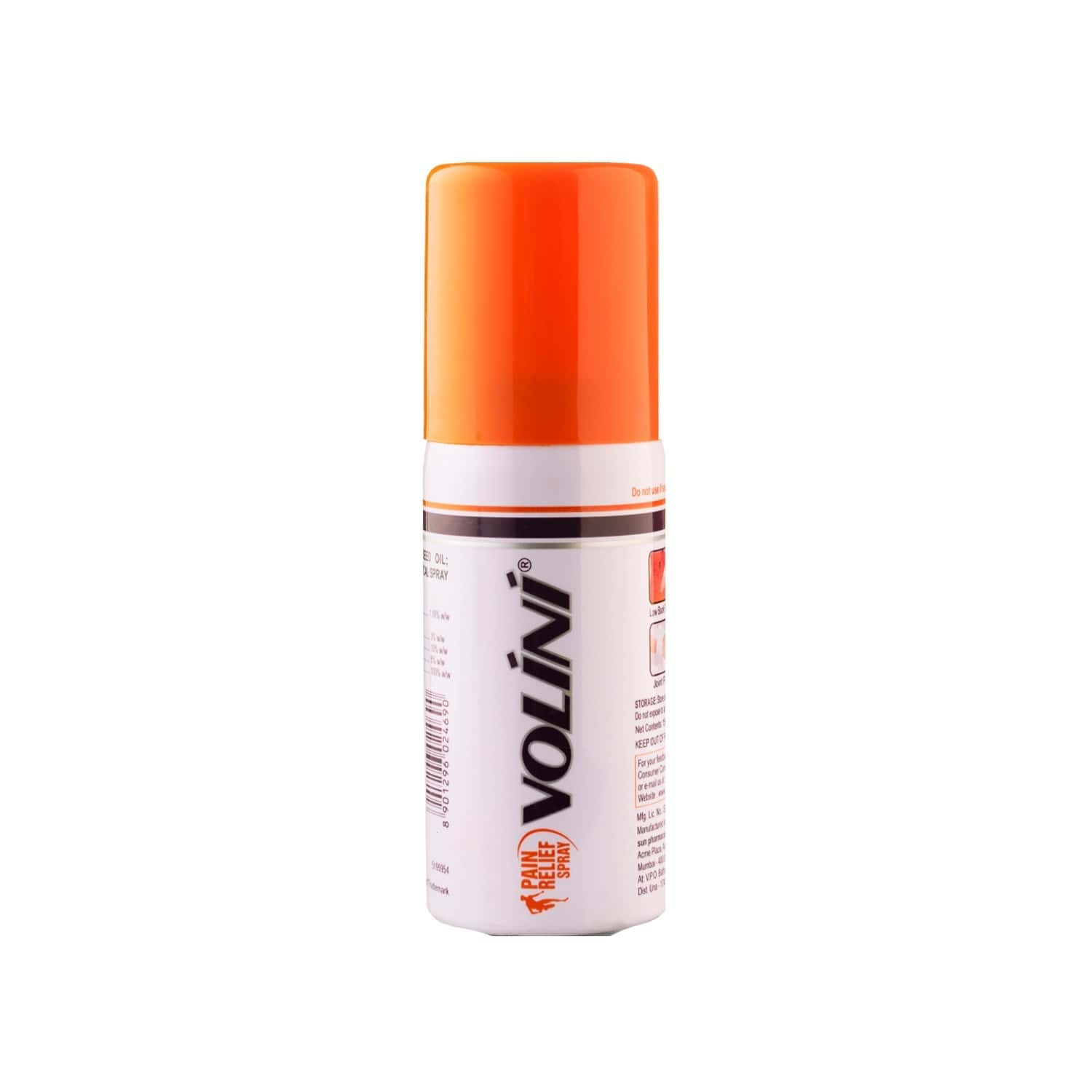Volini  Pain Relief Spray  Bottle Of 15 G