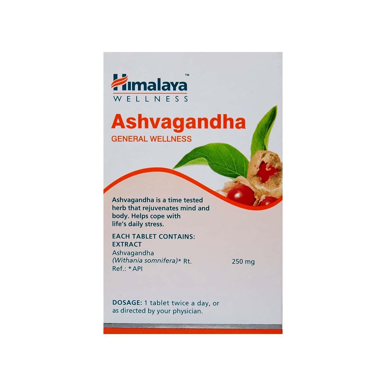 Himalaya Ashvagandha Immunity Booster Capsules Bottle Of 60