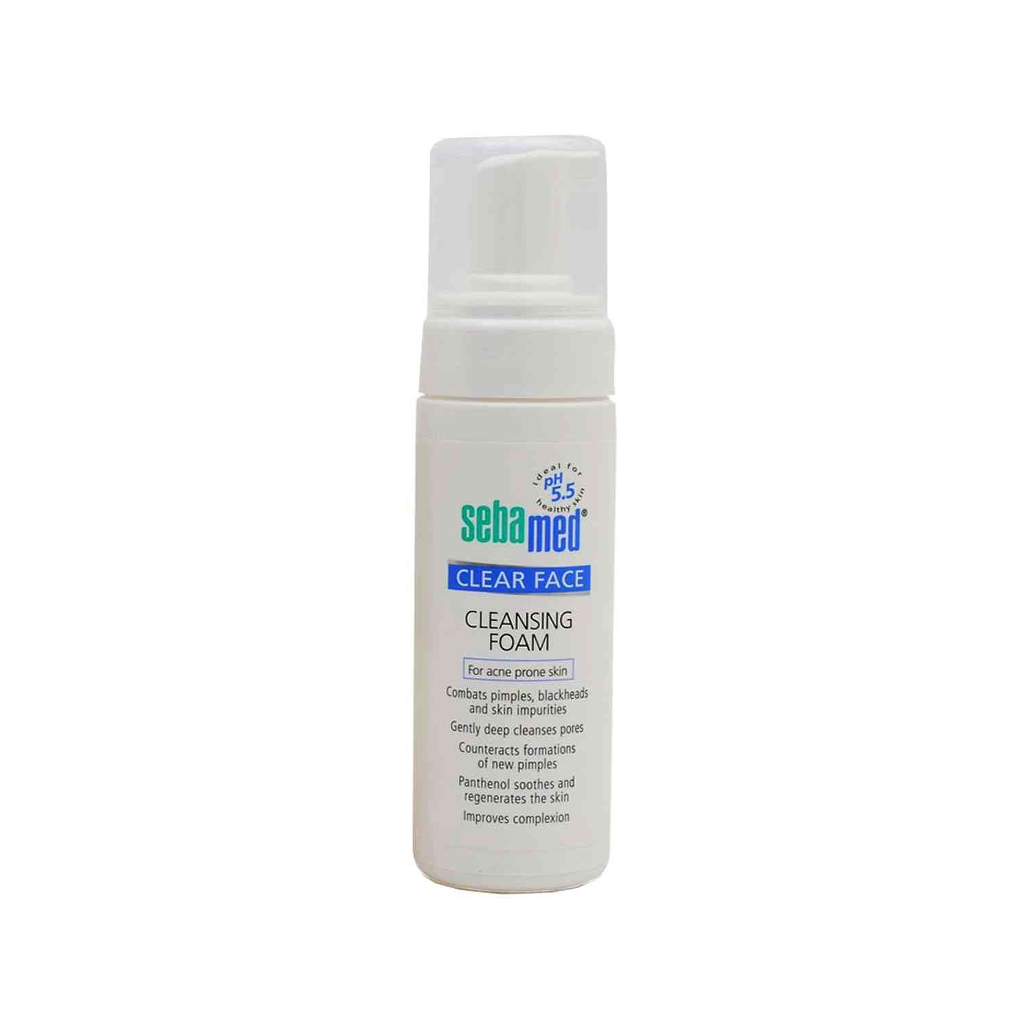 Sebamed Clear Face Foam - 150ml