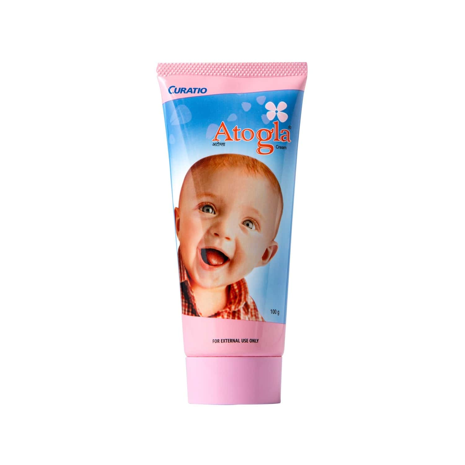 Atogla  Baby Cream  Tube Of 100 G