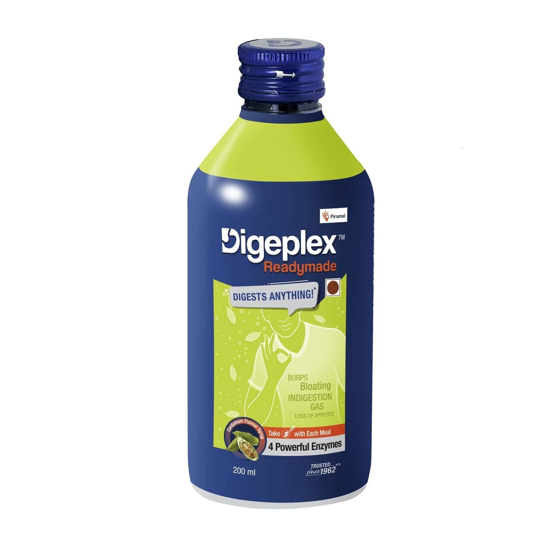 Digeplex Readymade Digestion Liquid Bottle Of 200ml