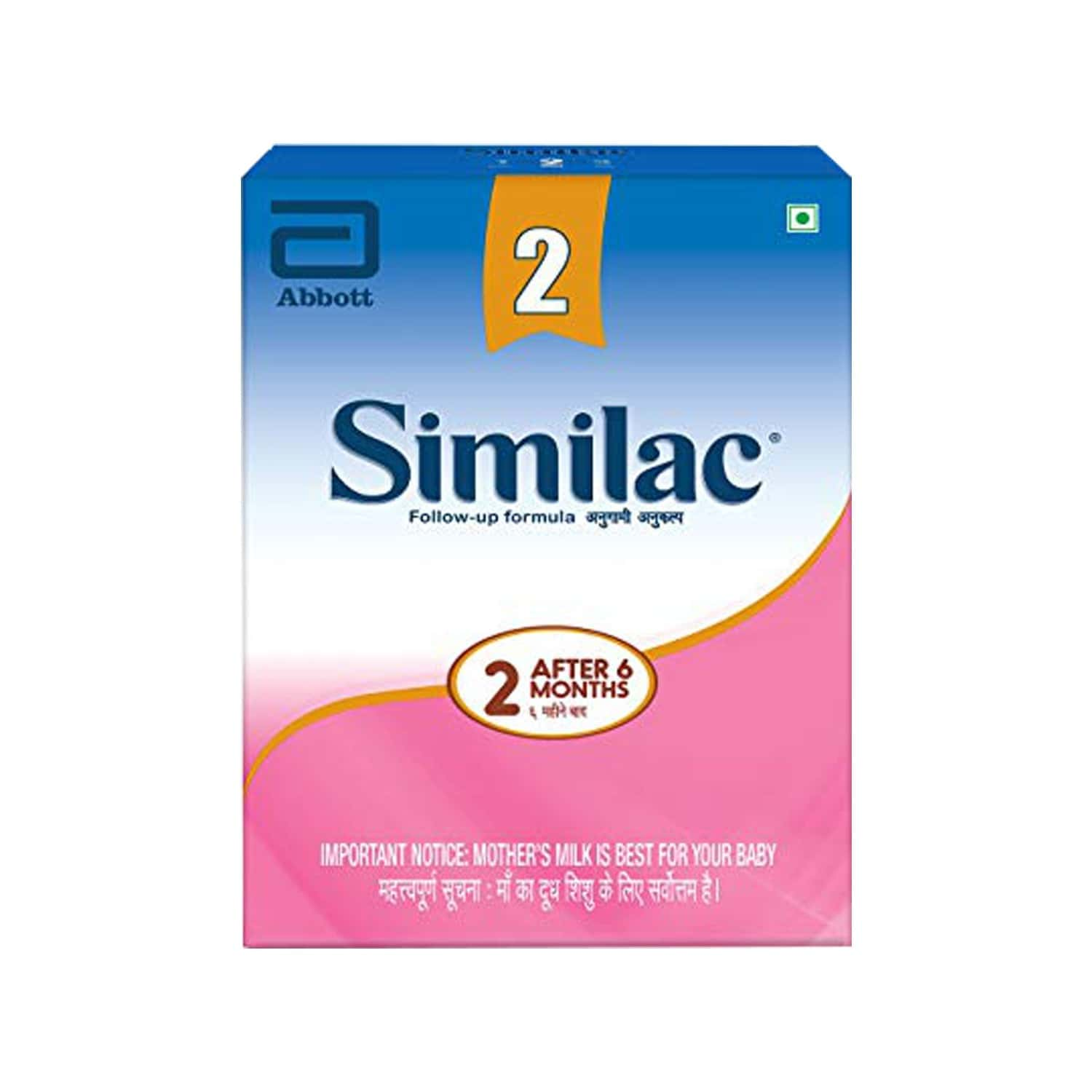 Similac Baby Food Stage 2 Follow-up Infant Formula (after 6 Months) Refill Of 400 G