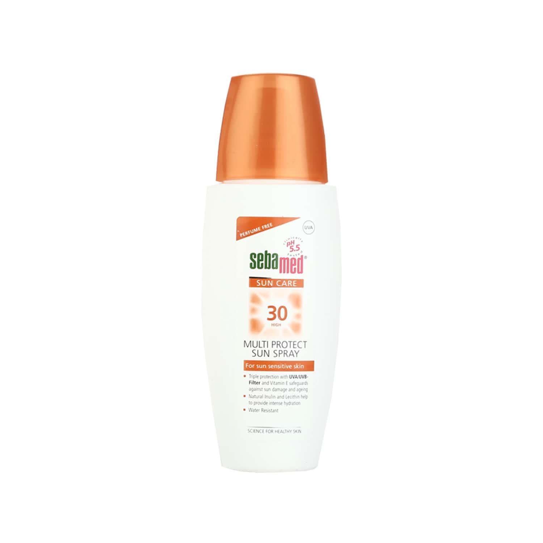 Sebamed  Sunscreen Spray Spf 30 Bottle Of 150 Ml