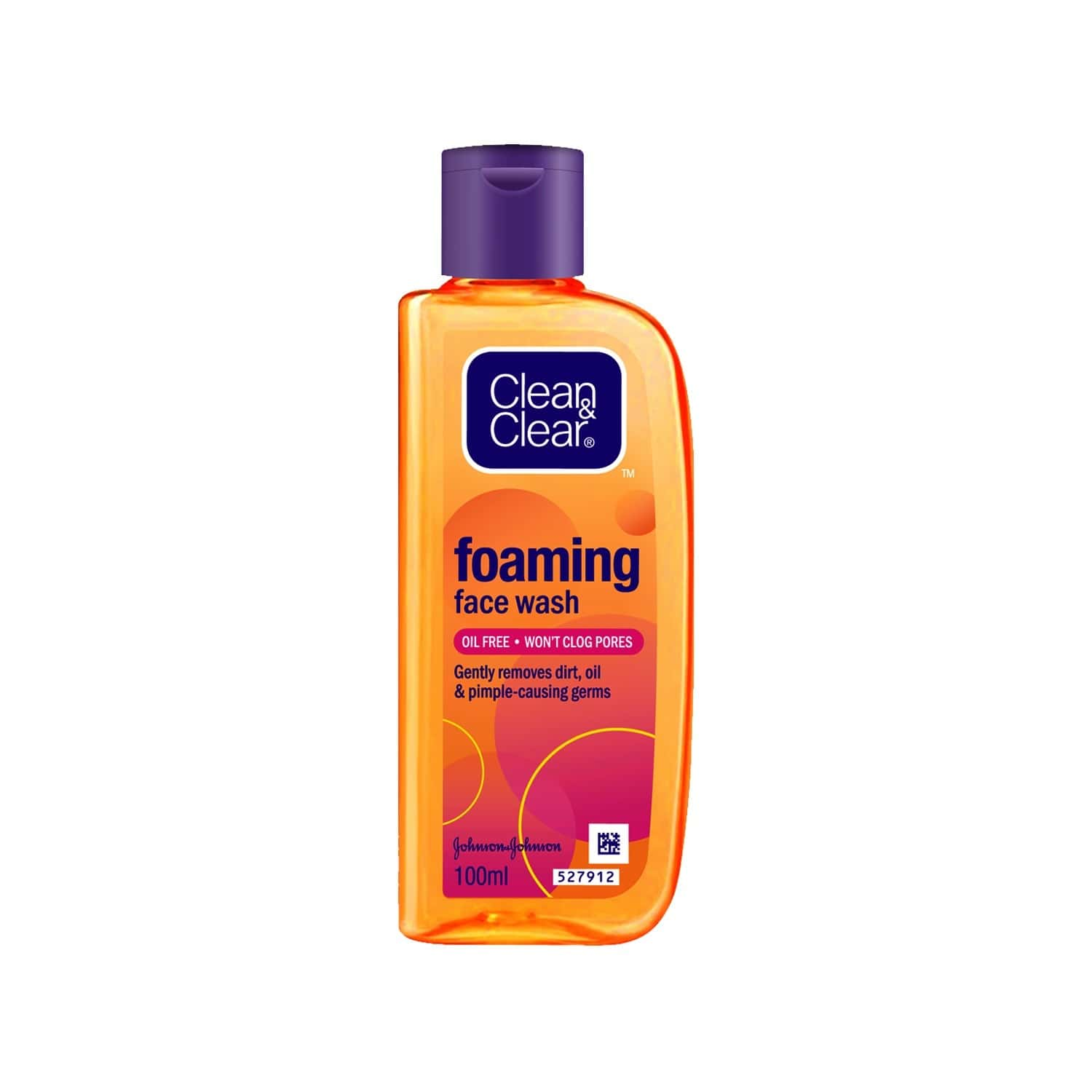 Clean & Clear Foaming Face Wash - 100ml