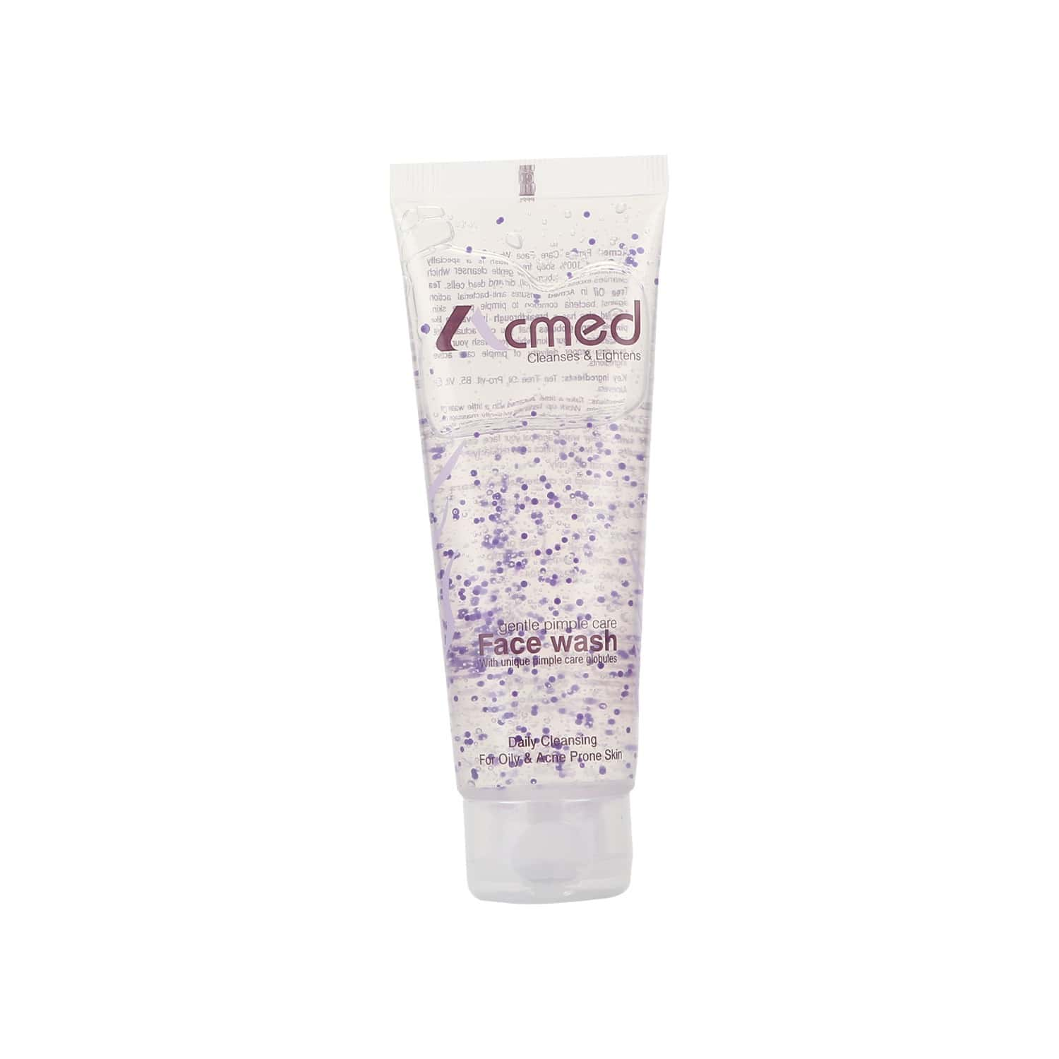 Acmed Pimple Care Face Wash - 70 Gm