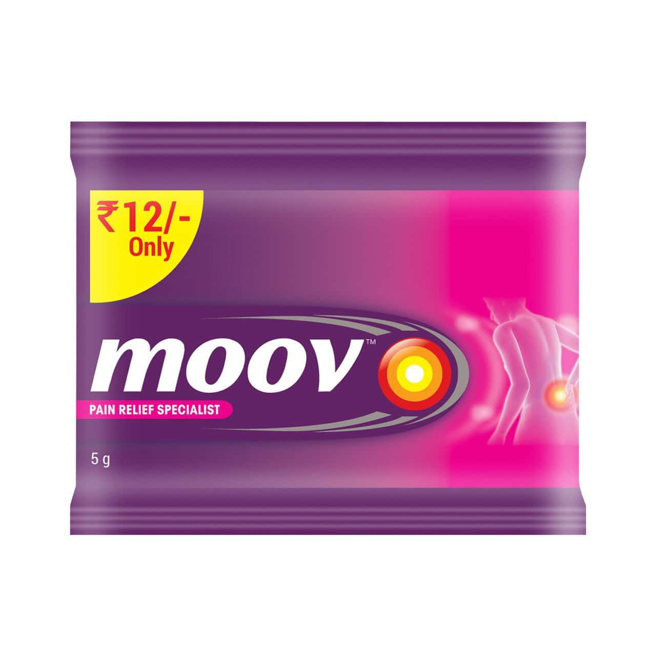 Moov  Pain Relief Ointment  Tube Of 5 G