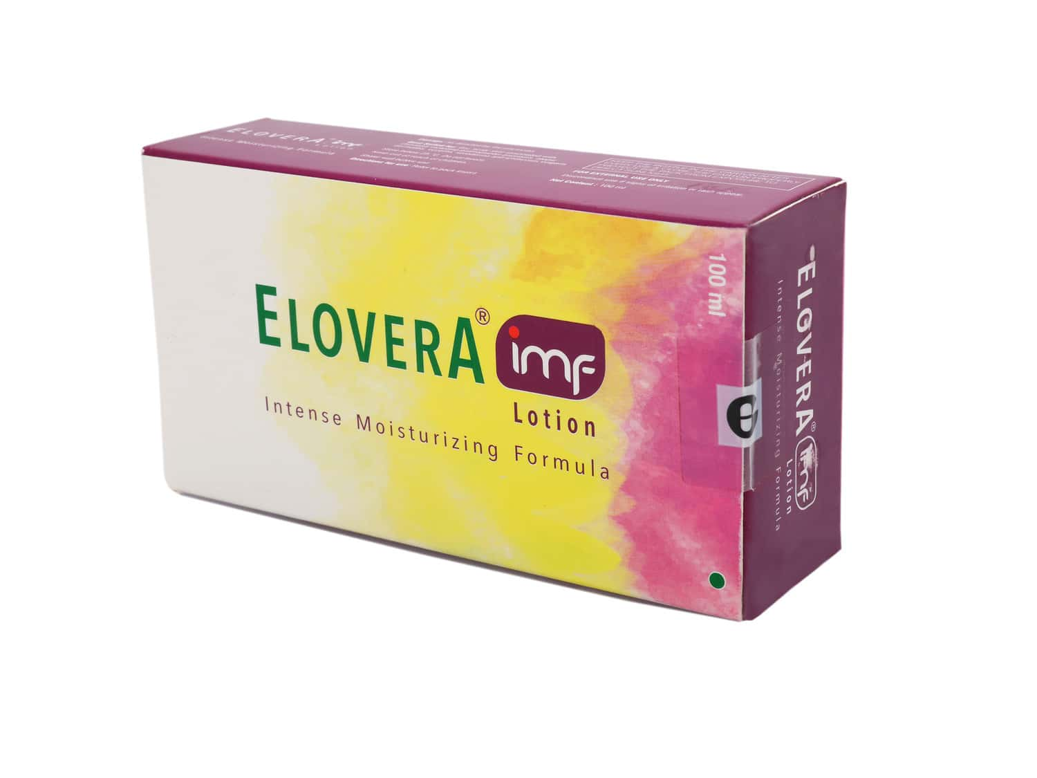 Elovera Imf Moisturizer Bottle Of 100 Ml