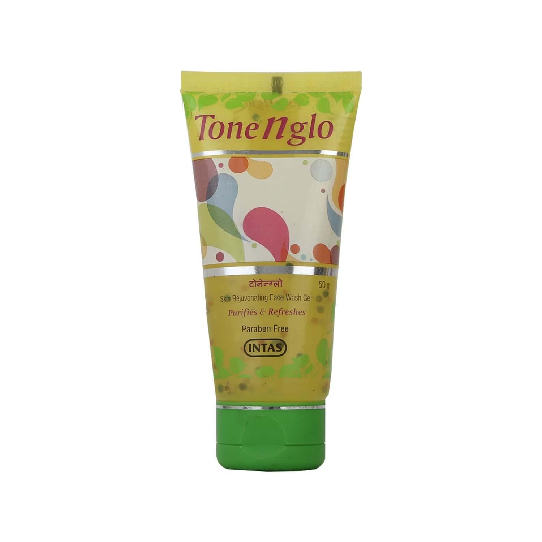 Tonenglo Face Wash Tube Of 50 G