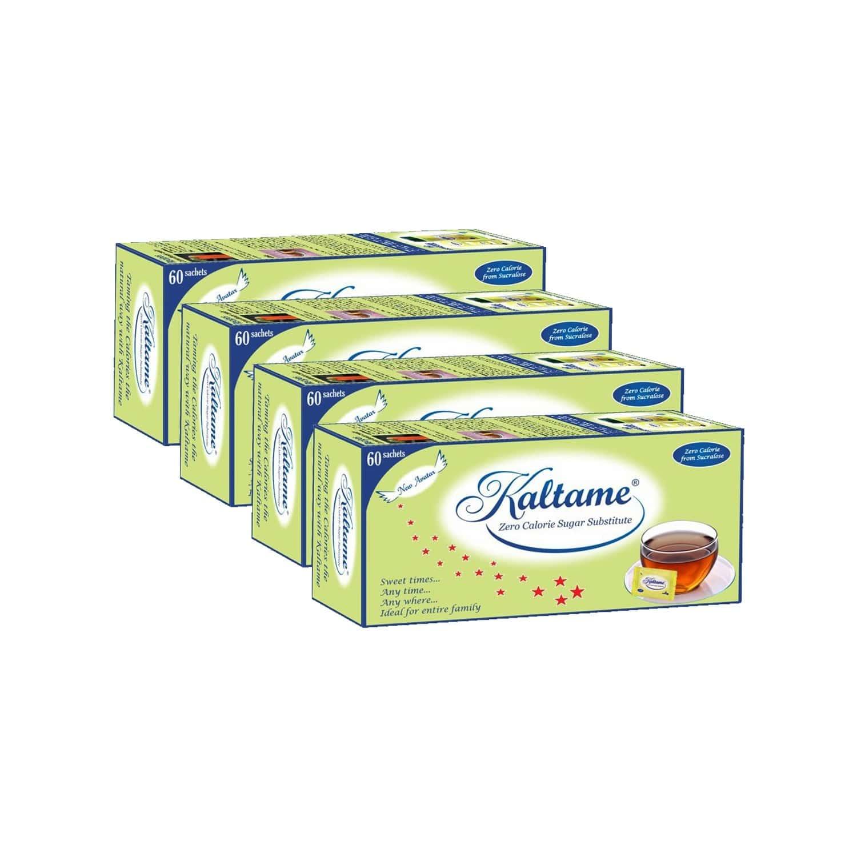 Kaltame Sweetener Sachets Sachet Of 60 G