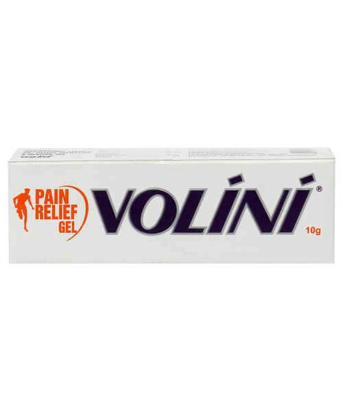 Volini  Pain Relief Gel  Tube Of 10 G