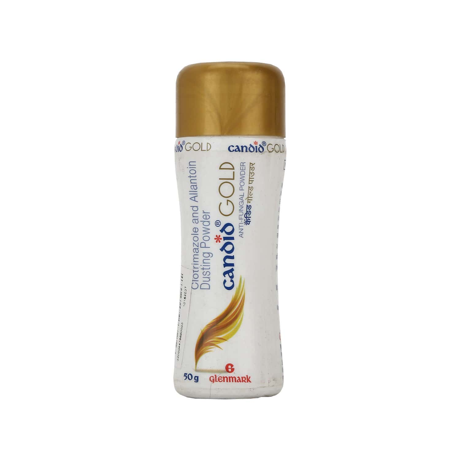 Candid Gold  Anti Fungal Powder  Bottle Of 50 G