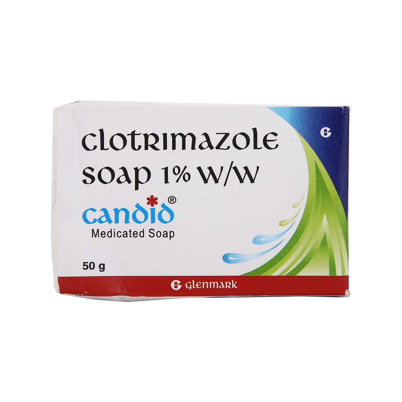 Candid 1% Soap 50gm