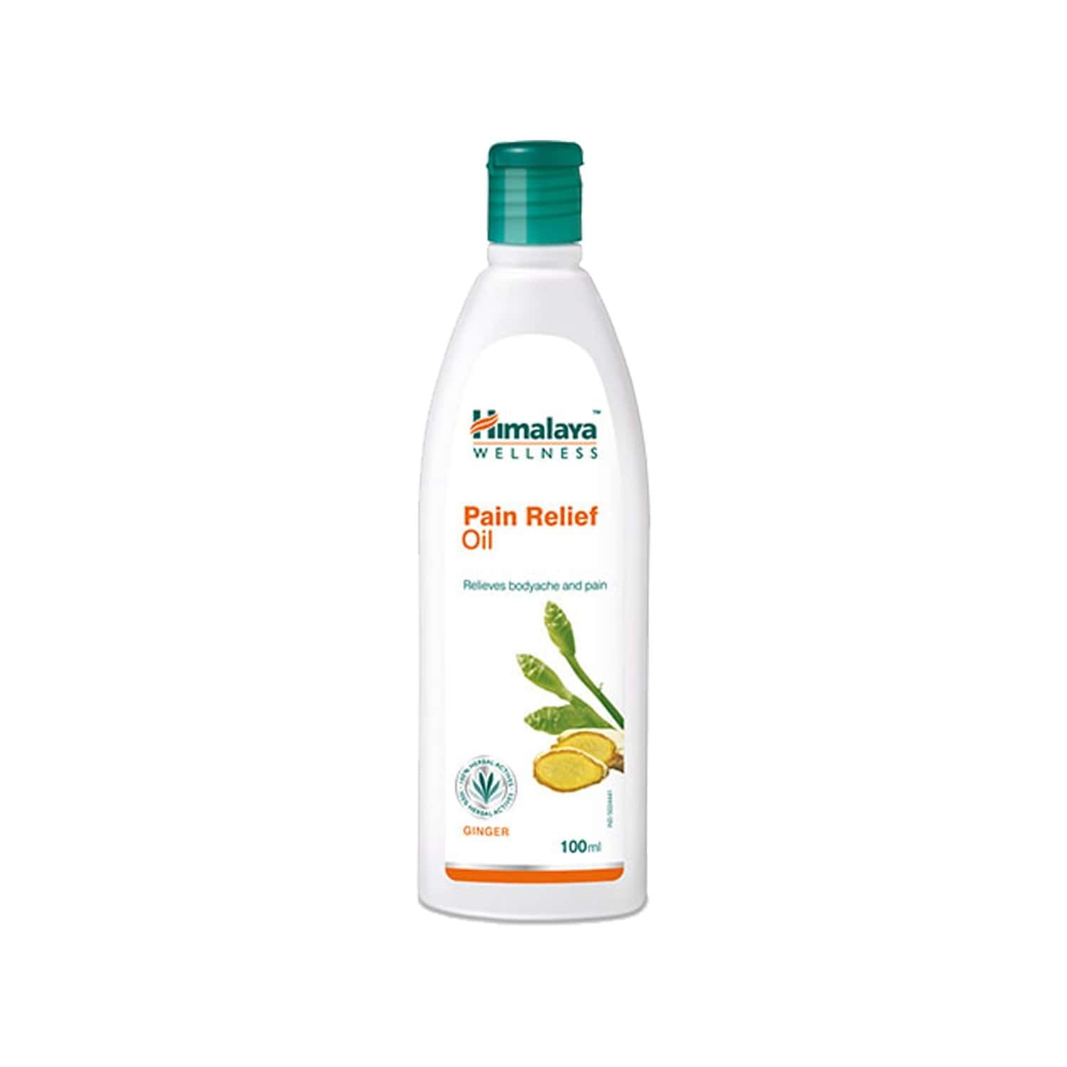 Himalaya Pain Relief Oil Bottle Of 100 Ml