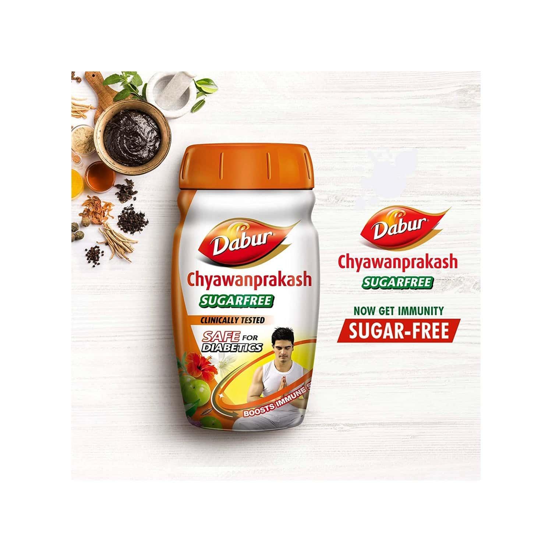 Dabur Chyawanprakash Sugar Free 900 Gm