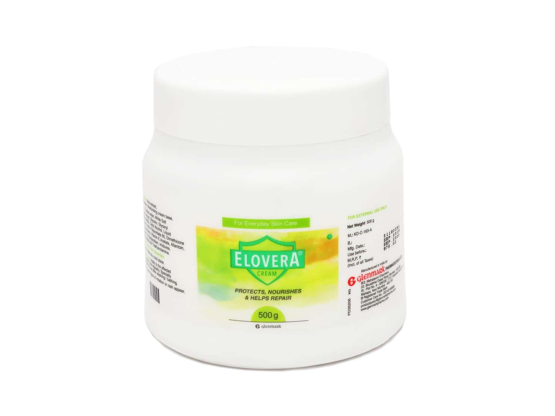 Elovera Moisturizer Jar Of 500 G