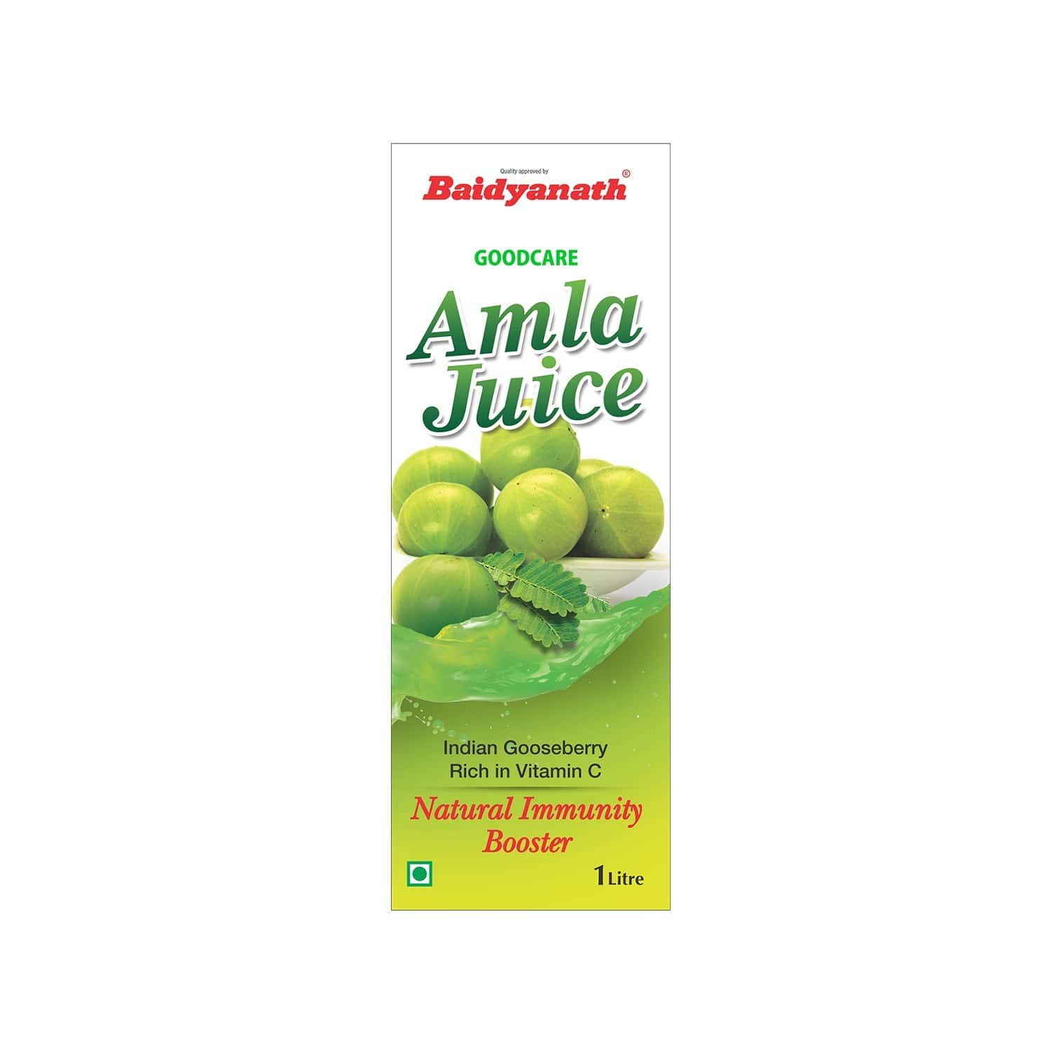 Baidyanath Amla Health Juice Bottle Of 1 L